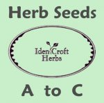 herb seeds A to C