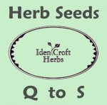 herb seeds Q to S